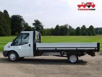 12 FORD Transit T350 125ps RWD 12ft 6 Extended Frame Drospide DIESEL MANUAL