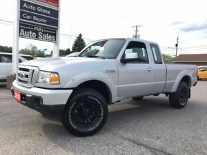 2010 Ford Ranger Sport 4x4 // AUTOMATIC // 4 BRAND NEW TIRES!!