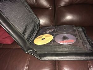 200 cd music collection.