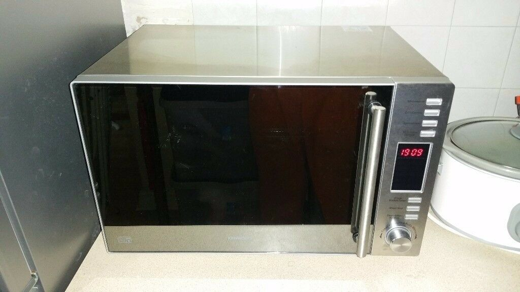 Kenwood Microwave Combi Grill And Convection Oven In