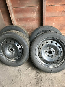 205/55/R16 winter tires for sale