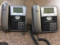 2 Thomson ST2030 SIP VoIP Office Phone