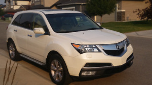 2013 Acura MDX Tech Package LOW KM