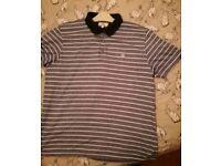 Mens polo shirt xl