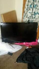 Baird 46 inch fhd led TV built in freeview