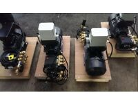 150 bar 15litre single phase pressure washer