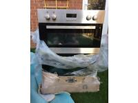 Lamona built in double electric oven brand new