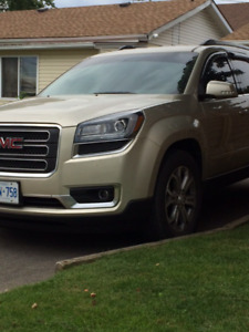 13 Acadia slt2 like Denali look!!!