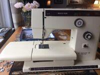Sewing machine riccar