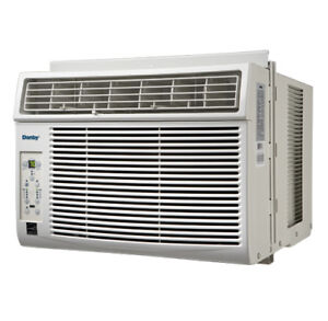 Climatiseurs de fenêtre / Window Air Conditioner Danby 10000 BTU