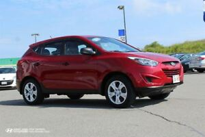2014 Hyundai Tucson GL! Heated Seats! Warranty! $110 BI-WEEKLY!