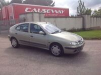 24/7 Trade sales NI Trade Prices for the public 2001 Renault Megane 1.6 Expression Automatic