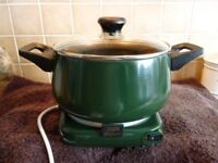 NEW PORTABLE MORPHY RICHARDS SLOW COOKER