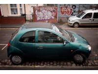 FORD KA SUN COLLECTION, 1.3 PETROL, LIMITED EDITION HATCHBACK. 3 doors. Needs MOT.