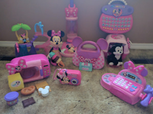 Massive Minnie Mouse Lot must be sold together