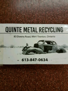 WANTED! Your retired/scrap vehicle