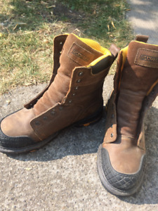 Dakota Steel Toe Men's Work Boots - Sz 12
