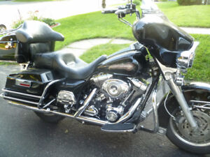 FLHTC Harley Davidson Electra Glide Classic 2007