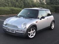 2003 MINI COOPER 1.6 AUTOMATIC * PAN ROOF LEATHERS*