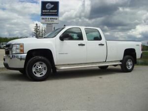 2011 Chevrolet SILVERADO 2500HD WT 4x4 *Only $99 A WEEK $0 Down*
