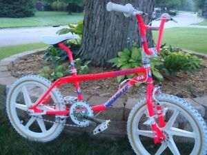 Vintage BMX - Looking for original GT parts