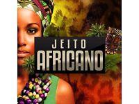 Kizomba Tuesdays - Jeito Africano - Free Party & Classes In Kizomba & Semba
