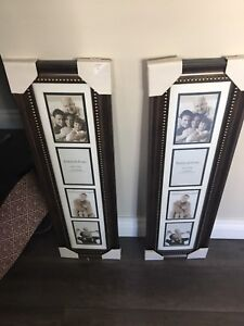 2 picture frames- brand new