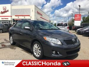 2009 Toyota Corolla LE | ONE OWNER | CLEAN CARPROOF | PUSH START