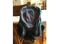 Great condition Lonsdale school rucksack
