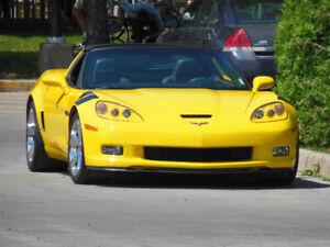 2012 Chevrolet Corvette Grand Sport Coupe (2 door)