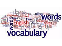 English tutor (KS3 & 4)