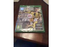 * BRAND NEW* FIFA 17 XBOX ONE