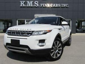 2014 Land Rover Range Rover Evoque Prestige| luxury leather| Bli