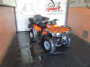 2003 Honda Fourtrax ES 350 4X4