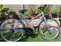 Ladies comfort bike 26inch wheels 6 gears