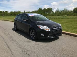 2014 Ford Focus SE|WE SOLD THIS NEW|SPORT PACKAGE|