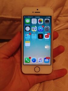 Prestige condition iPhone 5s 16g Virgin