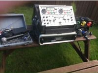 PROFESSIONAL DJ EQUIPMENT £250.ono