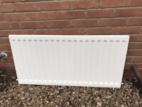 TYPE 11 SINGLE PANEL RADIATOR 500MM HEIGHT 1650MM GOOD CONDITION