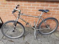 Bike for sale - Claud Butler Cape Wrath - in need of love