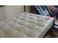 Quality Double Mattress. John Lewis / orthopedic to fit Double bunk Bed.