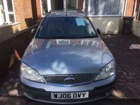 Ford Mondeo Estate 2.0 tdci Ghia