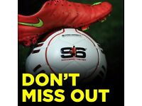 Join your local 6aside league in Shirebrook!