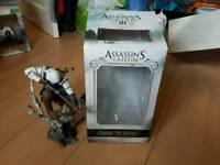 Assains Creed III Connor the hunter statue
