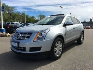 2015 Cadillac SRX Luxury AWD *Blind Side* *Backup Camera* *Heate