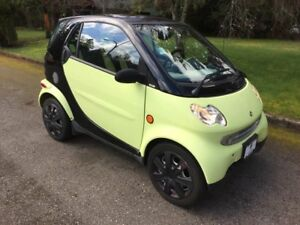 2006 smart fortwo passion 2dr Coupe
