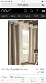 Next Curtains-Still in package
