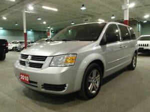 2010 Dodge Grand Caravan SE STOW&GO +BACK UP CAM+ DVD