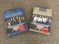 The West Wing First & Second Seasons on DVD