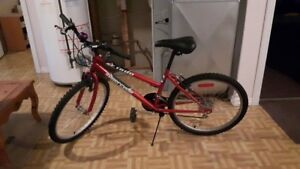 Girl's 18 Speed Bicycle